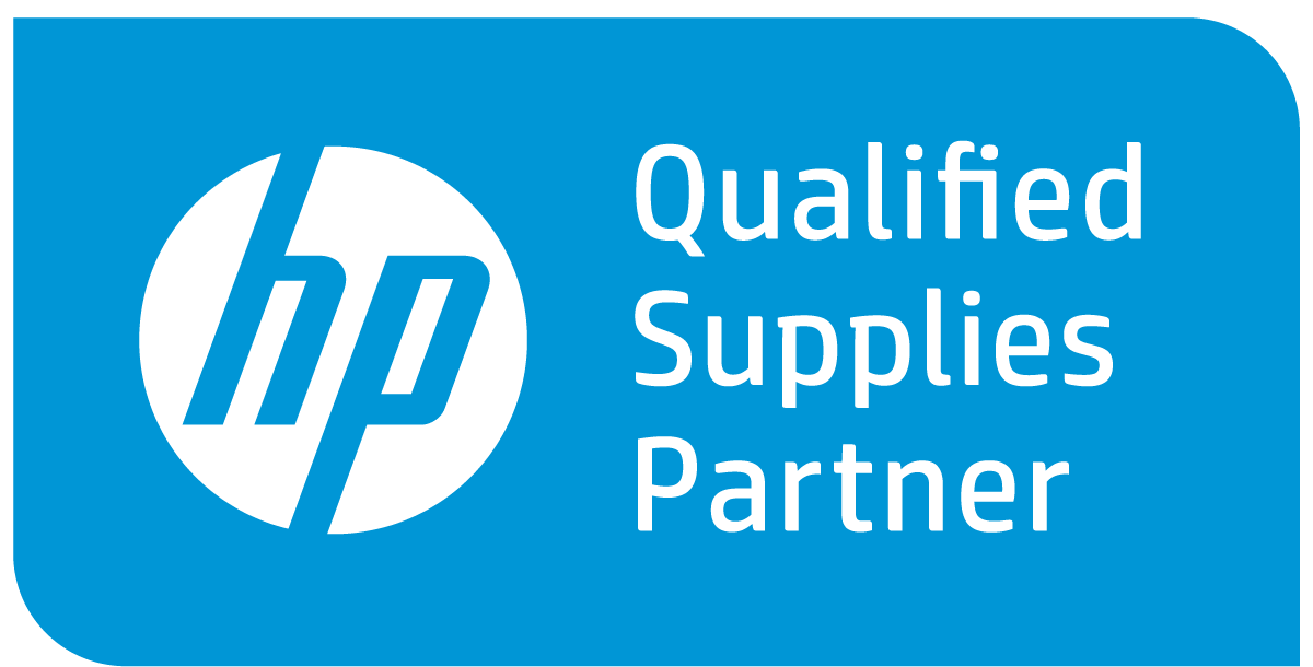 HP Qualified Supplies Partner Insignia